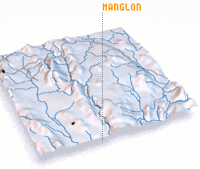 3d view of Manglon