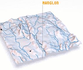 3d view of Manglon