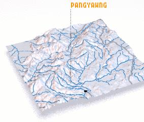 3d view of Pang-yawng