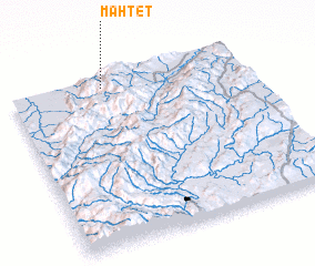 3d view of Mahtet