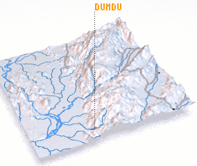3d view of Dumdu