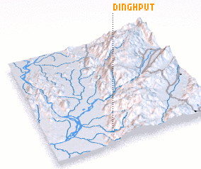 3d view of Dinghput