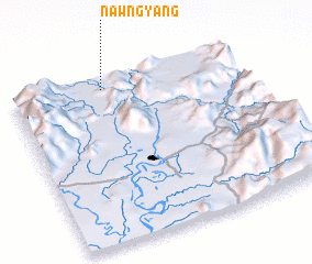 3d view of Nawngyang