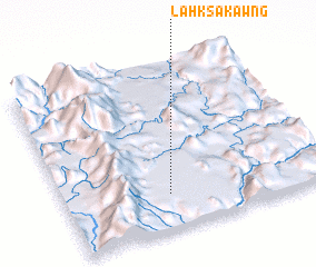 3d view of Lahksakawng