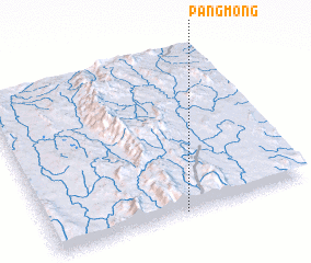 3d view of Pāngmöng