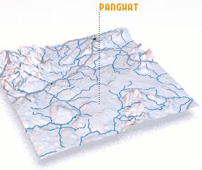 3d view of Pangwat