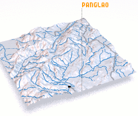 3d view of Panglao