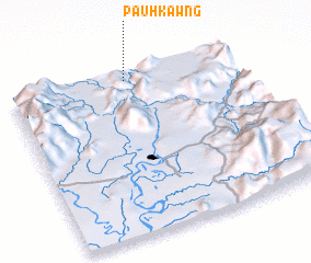 3d view of Pauhkawng