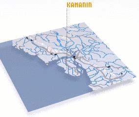 3d view of Kamanin