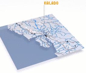 3d view of Kalado