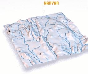 3d view of Wānyan