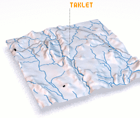 3d view of Taklet