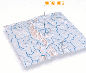 3d view of Möng Küng
