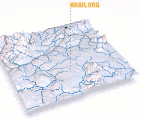 3d view of Hkai-long