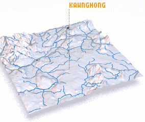 3d view of Kawnghöng
