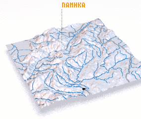 3d view of Namhka