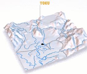 3d view of Yoku