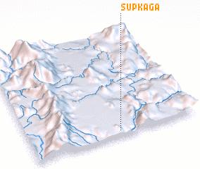 3d view of Supka Ga