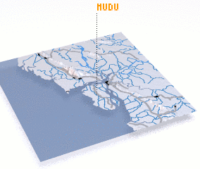 3d view of Mudu
