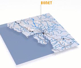 3d view of Bonet