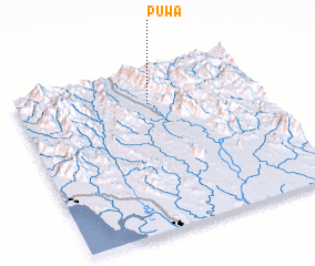 3d view of Puwa