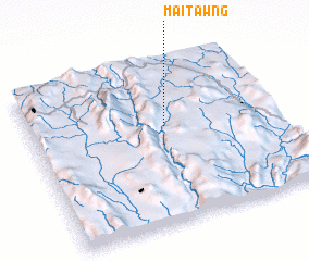 3d view of Maitawng