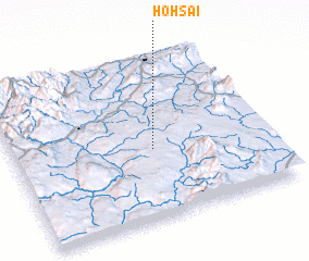 3d view of Ho-hsai