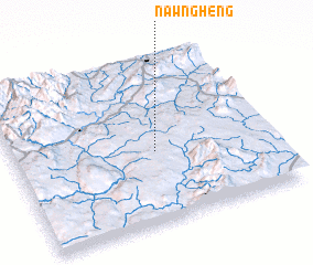 3d view of Nawngheng