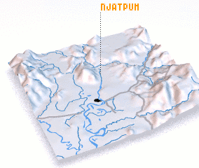3d view of \