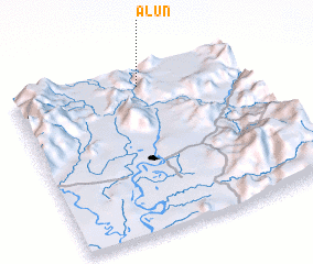 3d view of Alun