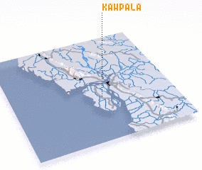 3d view of Kawpala