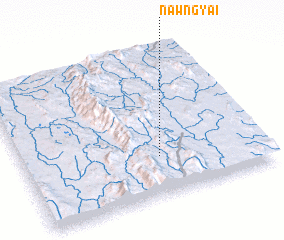 3d view of Nawngyai