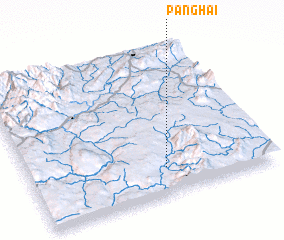 3d view of Panghai