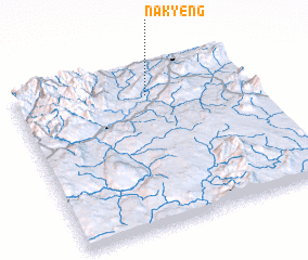 3d view of Nā-kyeng