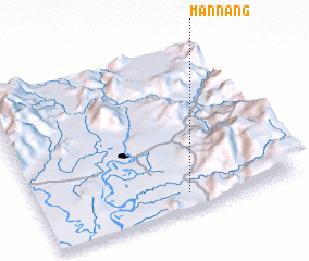 3d view of Mān Nang