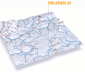 3d view of Na-le-man-loi