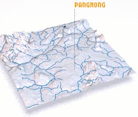 3d view of Pāng-mong