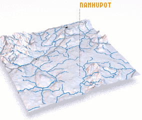 3d view of Nam-hu-pot
