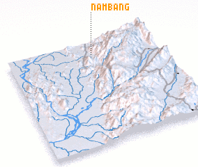 3d view of Nambang