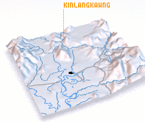 3d view of Kinlangkawng