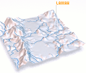 3d view of Laikaw