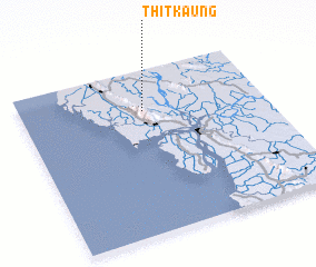 3d view of Thitkaung
