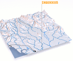 3d view of Shaukkon