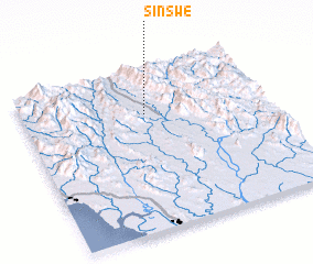 3d view of Sinswe