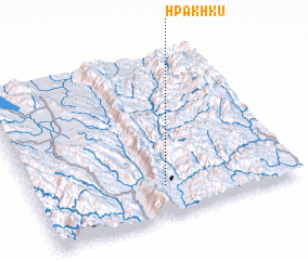 3d view of Hpak-hku