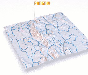 3d view of Pangniu