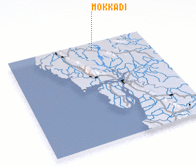 3d view of Mokkadi