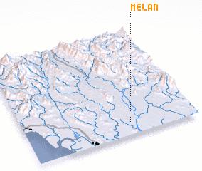 3d view of Melan