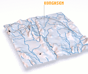 3d view of Konghsem
