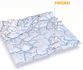 3d view of Pānghai